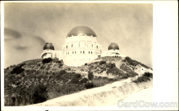 Observatory on Hill California