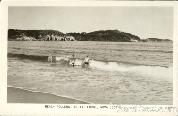 Beach Rollers Keltic Lodge Canada Nova Scotia