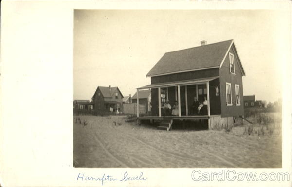 Cottages Hampton Beach New Hampshire