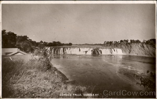 Cohoes Falls New York