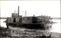 Steamer Capt. Lewey