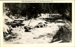 The Sacandaga River