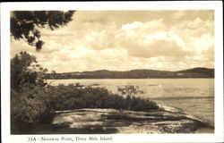 Norway Point, Three Mile Island