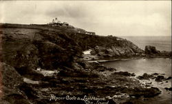 Polpeer Cove & Lighthouse