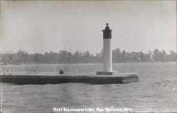 East Breakwater Light
