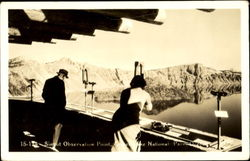 Observation Point Postcard