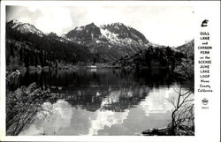 Gull Lake And Carson Peak