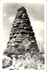 Ed Schieffelin Monument