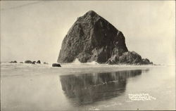 Hay Stack Rock Cannon Beach