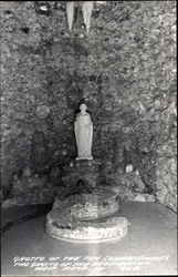 Grotto Of The Ten Commandments