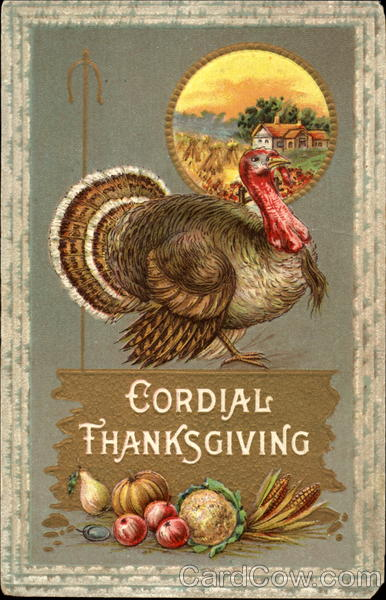 Cordial Thanksgiving