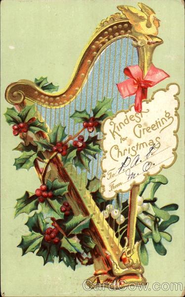 Postcard Christmas Cards