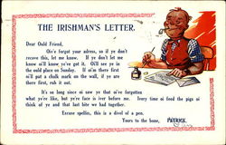 The Irishman's Latter