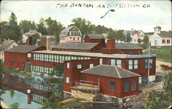 The Bantam Anti-Friction Co. Connecticut