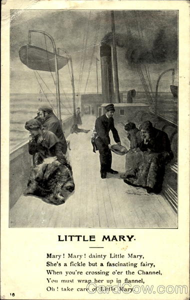 Little Mary Boats, Ships