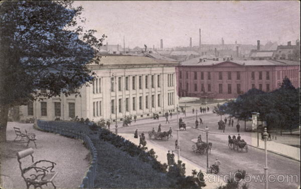 Christiania Oslo Norway University of Christiania Oslo