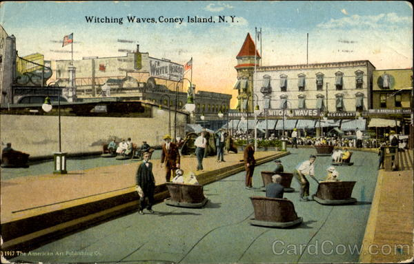 Witching Waves Coney Island New York