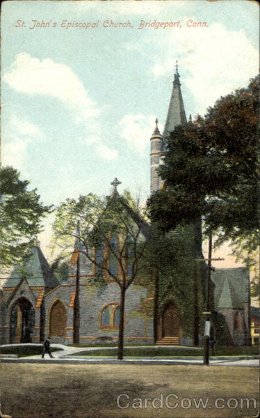 St. John's Episcopal Church Bridgeport Connecticut