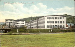 B. F. Spinney & Co., Shoe Factory