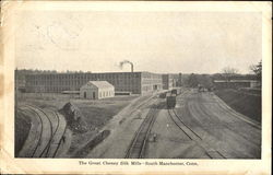 The Great Cheney Silk Mills