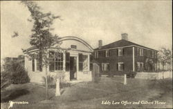 Storrowton Village Eddy Law Office And Gilbert House