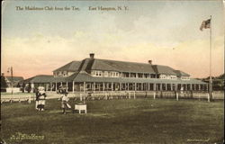 The Maidstone Club From The Tee