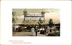 1908 Franco-British Exhibition