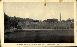 Heminway & Sons Silk Factory