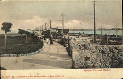 Gulfport Pier And Harbor