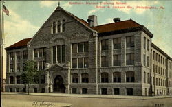 Southern Manual Training School, Broad & Jackson Sts.