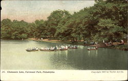 Chamounix Lake, Fairmount Park