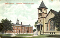 Congregational Church And High School