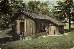 General Grants Cabin, Fairmount Park