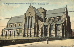The Anglican Cathedral, Duckworth St