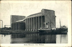 Grain Elevators Fort William