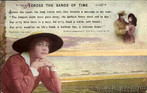 Across The Sand Of Time World War I
