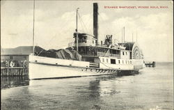 Steamer Nantucket Postcard