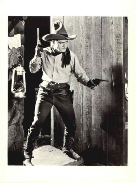 Tom Mix in The Untamed Cowboy Western