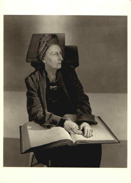 Dame Edith Sitwell 1955 Art