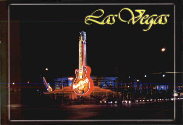 hard rock cafe and casino las vegas