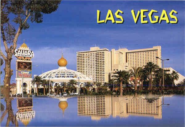 Sahara Hotel Casino Las Vegas Nv