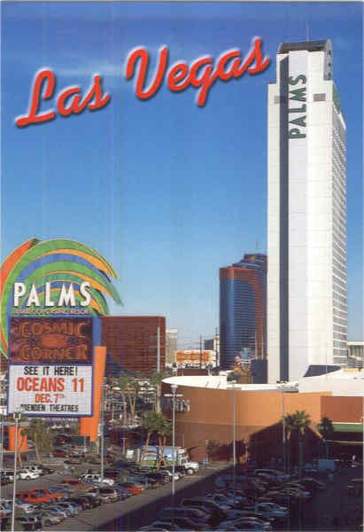 The Palms Hotel Casino Las Vegas Nevada Casinos & Gambling