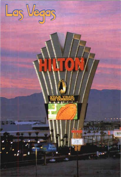 Hilton gambling
