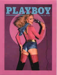 Playboy April 1980 Cover Liz Glazowski