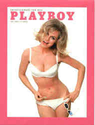 Playboy July 1964 Cover Melba Ogle