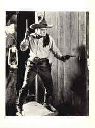 Tom Mix in The Untamed