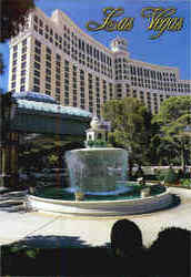 The Bellagio Hotel Casino