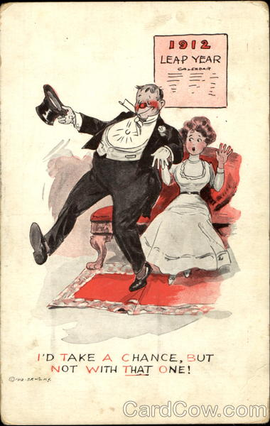 1912 Leap Year