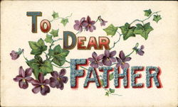 To Dear Father