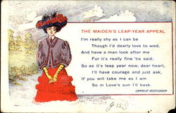 The Maiden's Leap Year Appeal